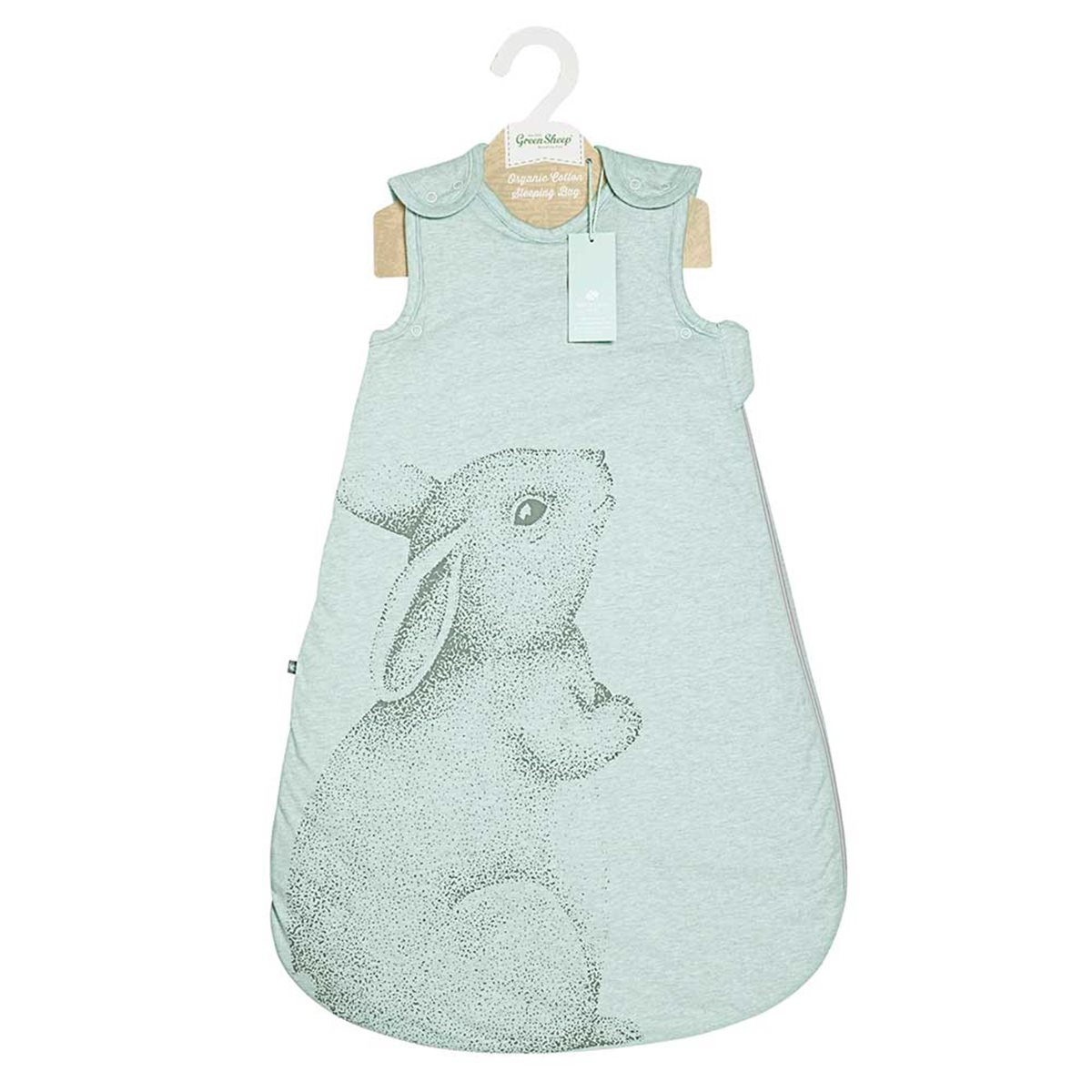 6b0ce8de9e4c ... Wild Cotton Organic Sleeping Bag 2.5 Tog - Rabbit ...