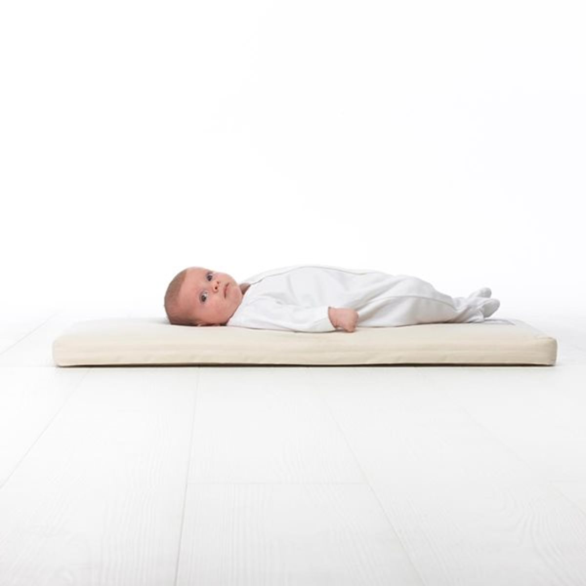 Natural Mattress To Fit Chicco Next2me The Little Green