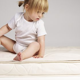 Organic Mattress Protector Cot To Fit Stokke Home