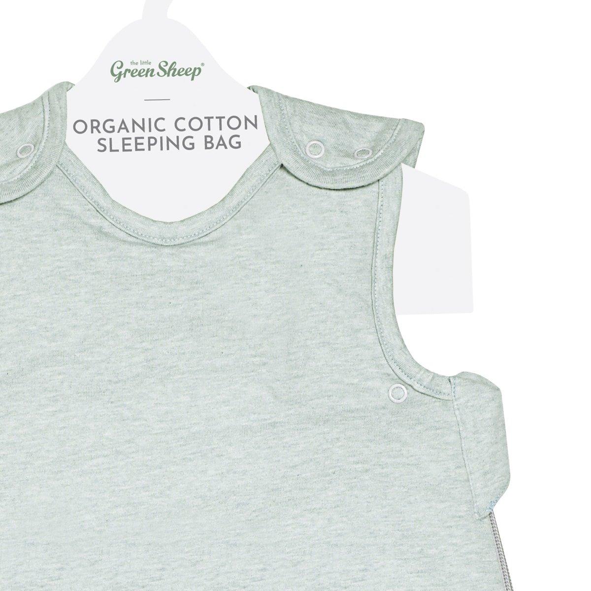 The Little Green Sheep Wild Cotton Organic Sleeping Bag