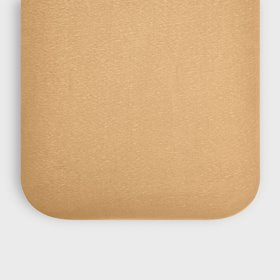 Organic Crib Fitted Sheet - Honey