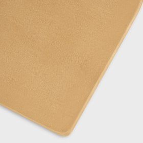 Organic Cot & Cot Bed Fitted Sheet - Honey