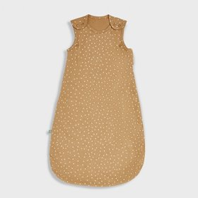 Organic Baby Sleeping Bag 1 Tog - Honey Rice
