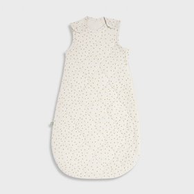 Organic Baby Sleeping Bag 2.5 Tog - Linen Rice