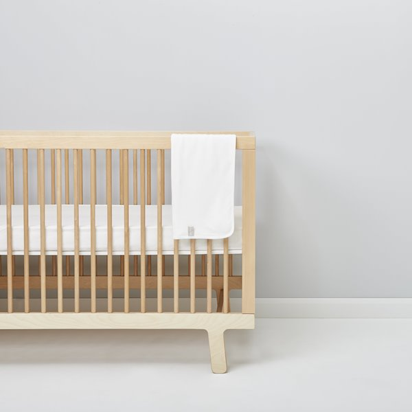 Organic Jersey Fitted Sheet To Fit Stokke / Leander Cot 70x120cm