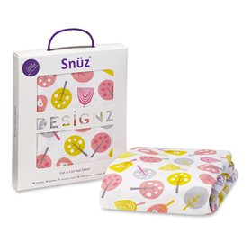 Snuz Cot & Cot Bed Fitted Sheet – Little Tweets