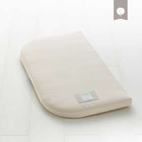 Natural Crib Mattress to fit BabyBay Maxi 89x51cm